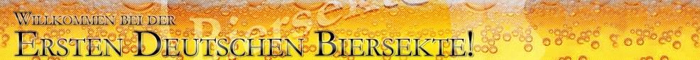 Online-Shop der Biersekte: Alles rund ums Bier!